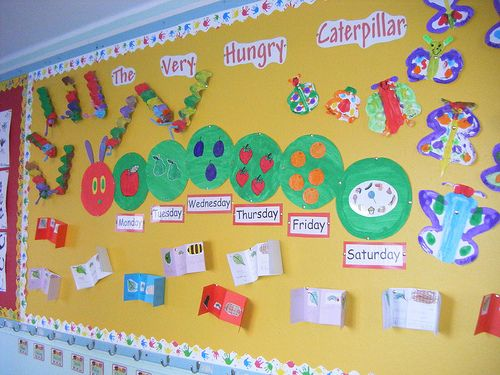 The Very Hungry Caterpillar by Sunflower Lily, via Flickr