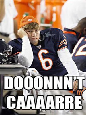 4. Smokin' Jay Cutler - The 25 Funniest Sports Memes of 2012 | Complex
