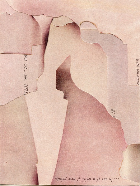 "shade Pink from   A Gerace work ""Fig. 1-99"""