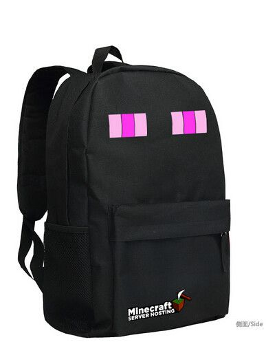 Minecraft Backpack - https://www.herobrineshop.com/product/minecraft-backpack/ //   $39.99  and FREE shipping//  Tag a friend who would love this //   #minecraft #minecraft #gaming #minecraftpe #minecraftpc #minecrafter