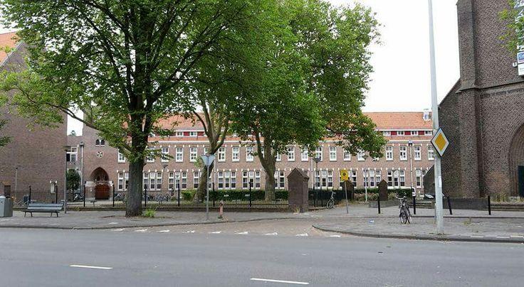 Rosavakschool Hagedoornweg a,dam noord