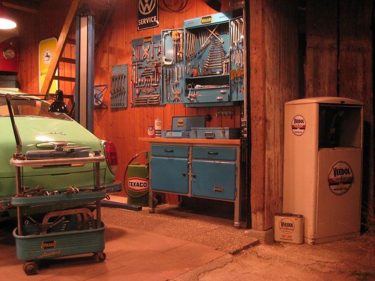 Hazet Garage