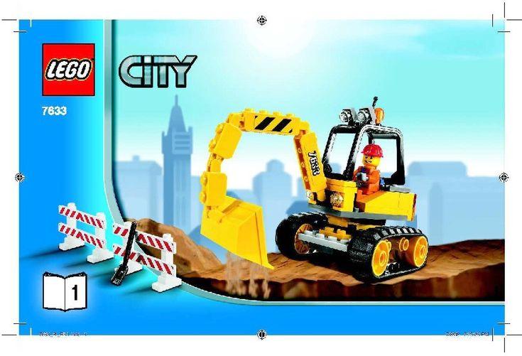 Construction site instructions