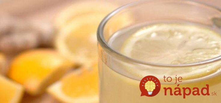 Trápi vás únava, apatia či tráviace ťažkosti? Táto limonáda vás znovu postaví na nohy!  Video jeho jednoduchej prípravy nájdete na našej stránke http://tojenapad.dobrenoviny.sk/trapi-vas-unava-apatia-ci-traviace-tazkosti-tato-limonada-vas-postavi-na-nohy/  #medicine #drink #healthcare #healthy