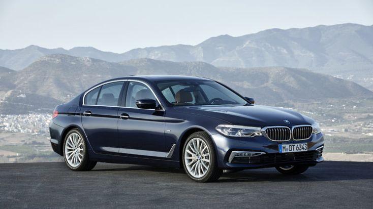 2017 BMW 5-Series Sedan/Saloon