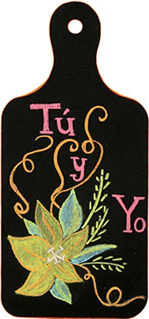Regalo para el 10 de mayo, Pizarrón original para el día de las madres