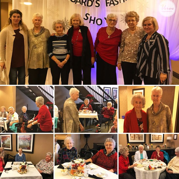 Today we hosted a fabulous Alzheimer's fashion show! Our residents looked absolutely beautiful modeling the Nygard fashions. We raised a total of $624.75 way to go ladies!!
