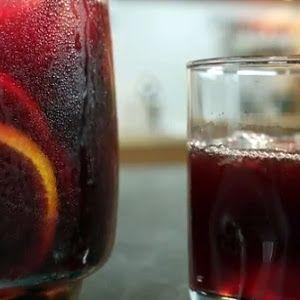 Spanish Red Wine Sangria