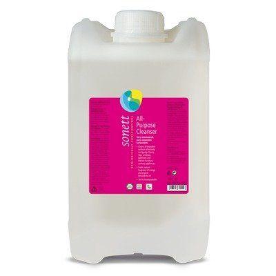 Un detergent ecologic universal care curata si protejeaza pardoseala, faianta, cabina de dus, baia, mobila de bucatarie.