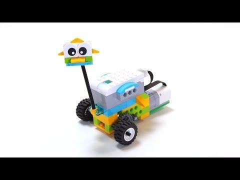WeDo Duck : LEGO WeDo - YouTube