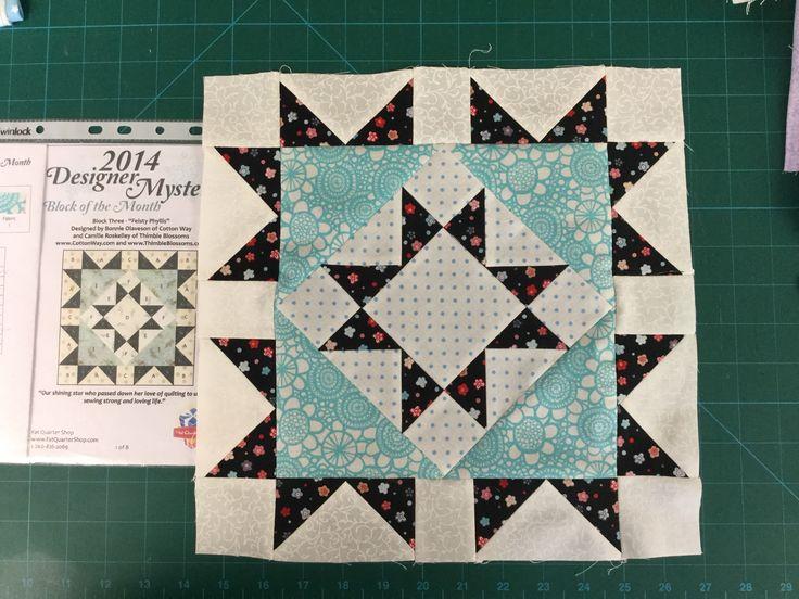 BOTM for new big quilt