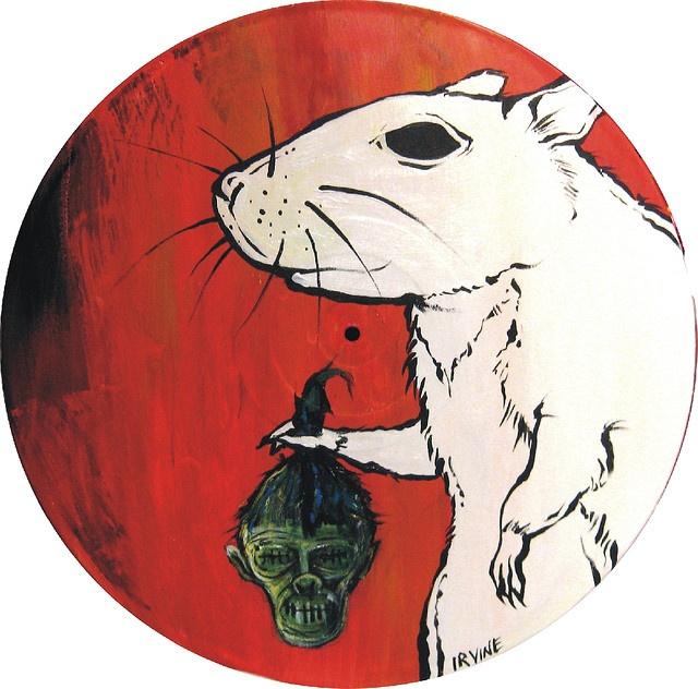 killer mousey by gnarledbranch, via Flickr