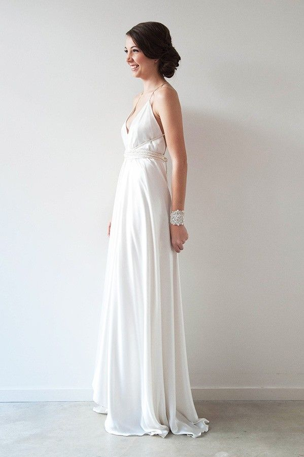 Xanadu Gown with Matching Plaited belt https://www.whenfreddiemetlilly.com.au/store/xanadu-gown-with-matching-plaited-belt-8788.html