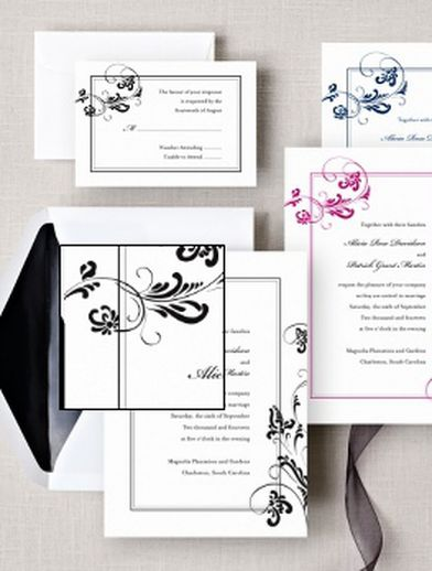 We List Our Best Top Ranked Wedding Invitation Websites