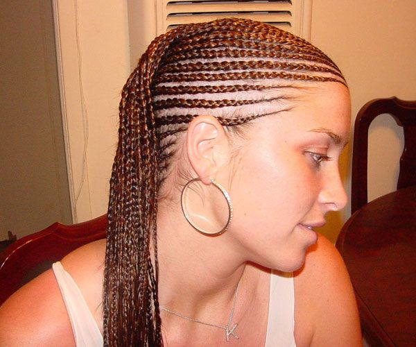 Corn Roll Hair Styles: 17 Best Images About Hair Braid Styles On Pinterest