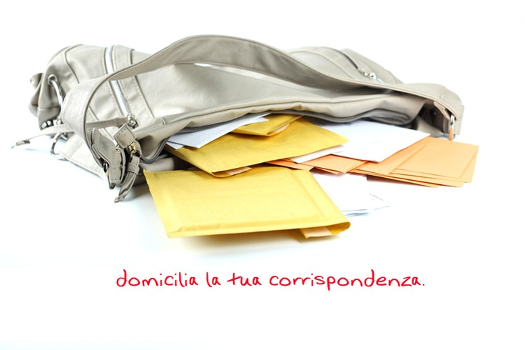 DOMICILIAZIONE Potrai utilizzare il nostro indirizzo per farti recapitare la corrispondenza. La posta verrà custodita con la massima riservatezza all'interno di una casella a te dedicata.