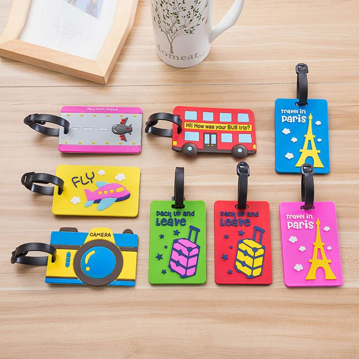 Cute Luggage Tag //Price: $8.95 & FREE Shipping //   #travel #travelers #instatravel #travellife #travels