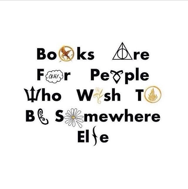 harry potter flower books tmi hunger games percy jackson pjo the fault in our stars fangirl the mortal instruments the infernal devices fand...