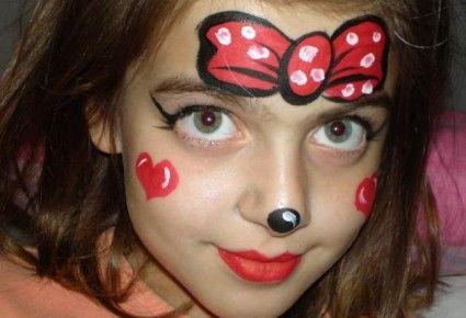 Maquillajes infantiles para niños - Imagui