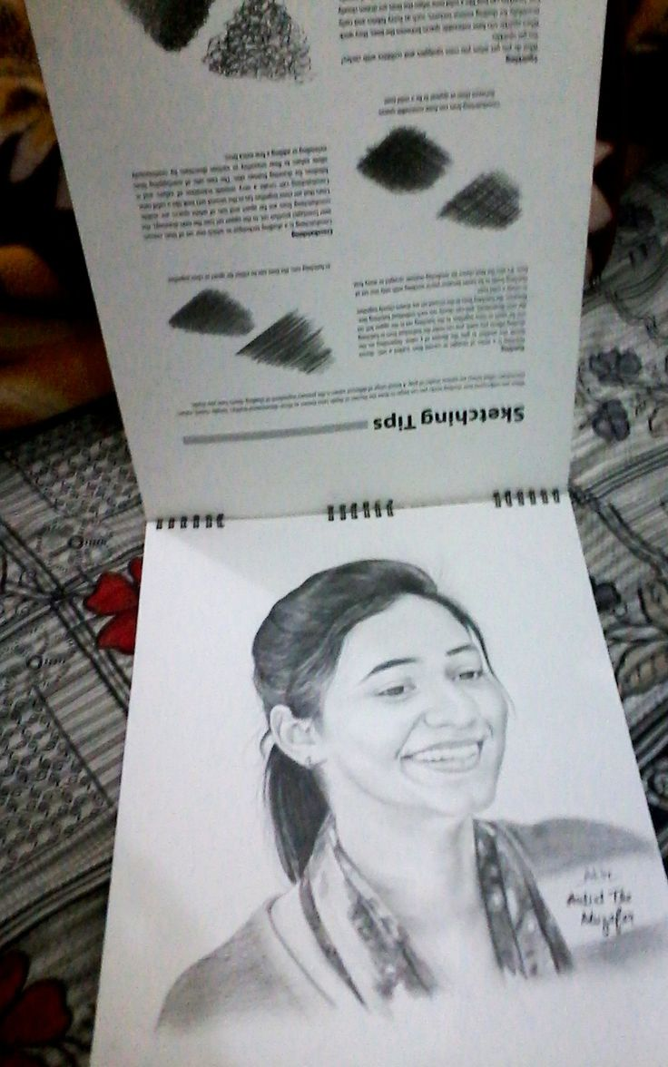 Priyanka jasrotia sketch by artist the muzafar