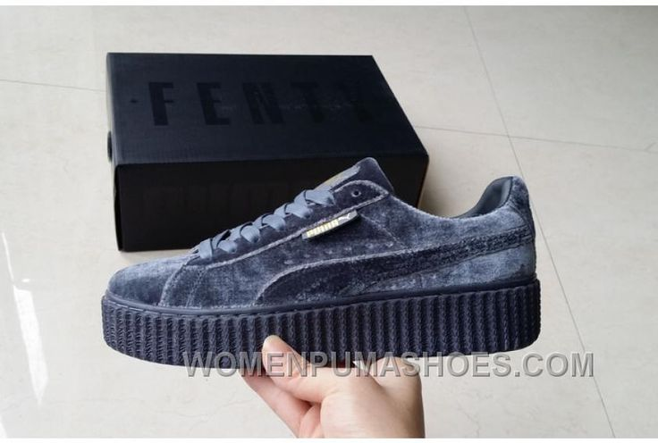 http://www.womenpumashoes.com/puma-by-rihanna-suede-creepers-grey-new-release-online-jcj8b.html PUMA BY RIHANNA SUEDE CREEPERS GREY NEW RELEASE ONLINE JCJ8B Only $88.91 , Free Shipping!