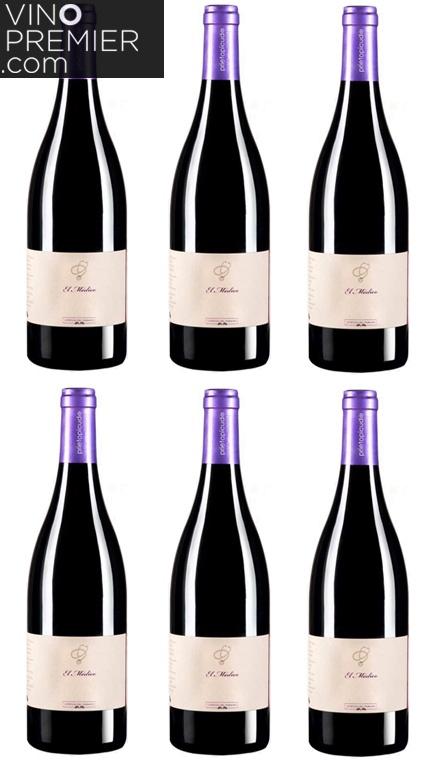 VINO TINTO EL MEDICO 9 MESES EN BARRICA, CAJA DE 6 BOTELLAS  Vinos Tintos - Vino de la Tierra de Castilla y   61.32€   Precio con I.V.A. Incluido