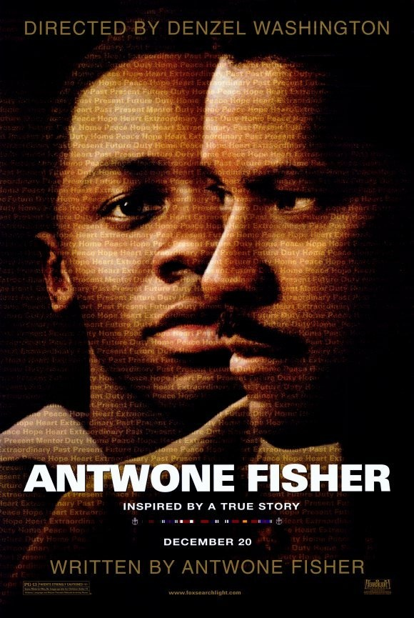 Antwone Fisher. I always cry at the end