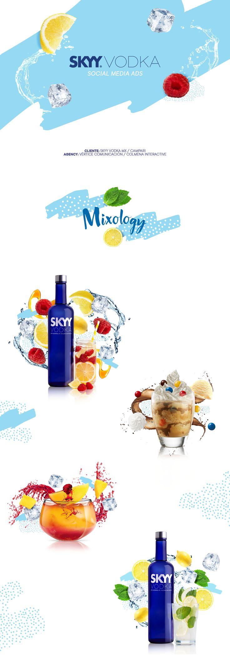 "Consulta este proyecto @Behance: ""SKYY Vodka México: Mixology / Social Media Ads"" https://www.behance.net/gallery/45251157/SKYY-Vodka-Mxico-Mixology-Social-Media-Ads"