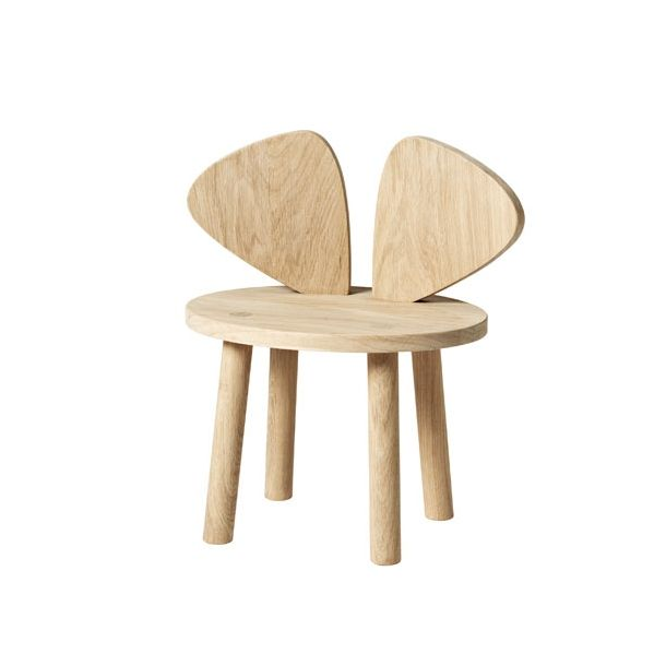 Nofred - Mouse Chair - Barnestol