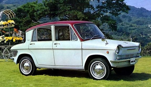 1965 Mazda Carol