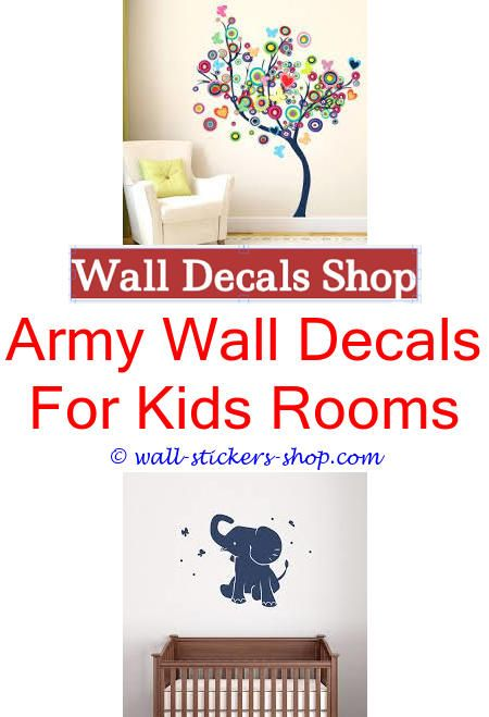 wallies wall decals nursery jungle tree wall decals - large ...