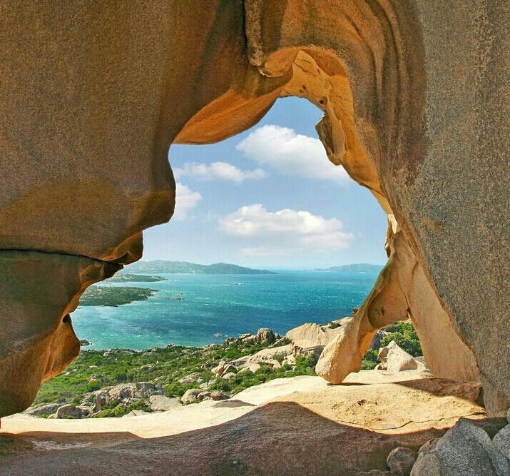 Roccia dell'Orso, Palau, Costa Smeralda, Sardegna