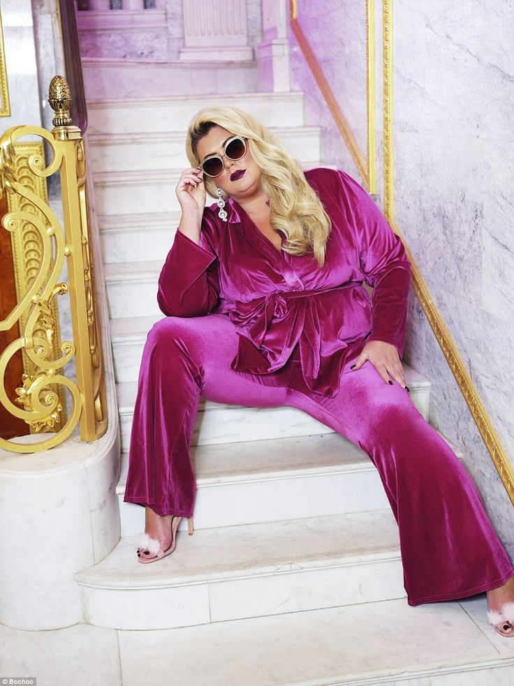Black #Cosmopolitan TOWIE's Gemma Collins flaunts curves in fashion shoot   #Boohoo.Com, #GemmaCollins, #Series, #Television, #TelevisionInTheUnitedKingdom, #TheOnlyWayIsEssex, #Towie         She famously told James 'Arg' Argent 'you ain't ever going to get this candy!' during an explosive TOWIE showdown. And Gemma Collins was showing her on/off flame – who she is rumoured to have reunited with during filming for the ITVBe's Chris