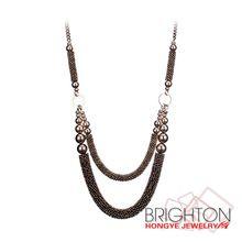 Металлические Бусины Ожерелье Ювелирные Изделия Многослойной Ожерелье N5-12359-8200