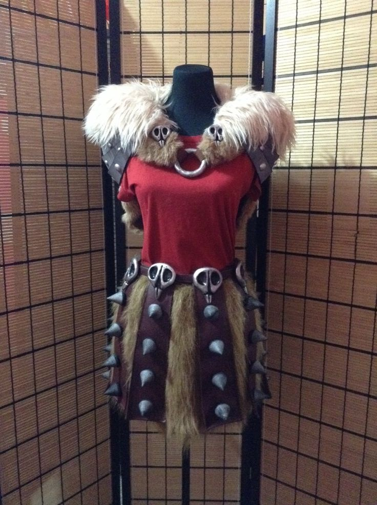 The Astrid costume I made!