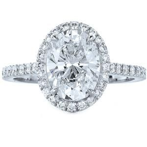 Great Oval Engagement Rings At Jcpenney