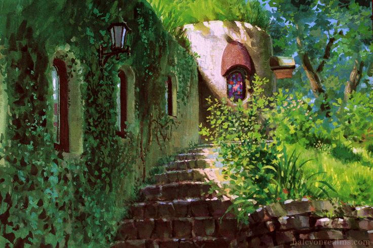 hayao miyazaki studio ghibli ghibli ghibli scenery ghibli museum ...