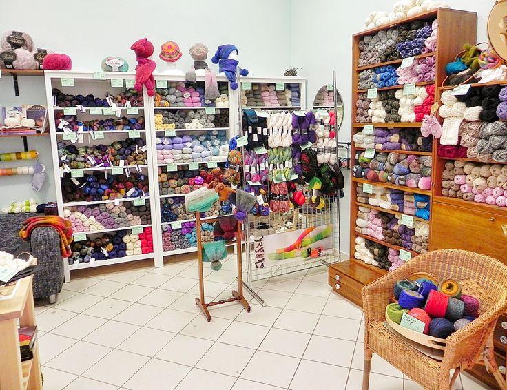 DROPS store @Katrincola in Brno, Czech Republic