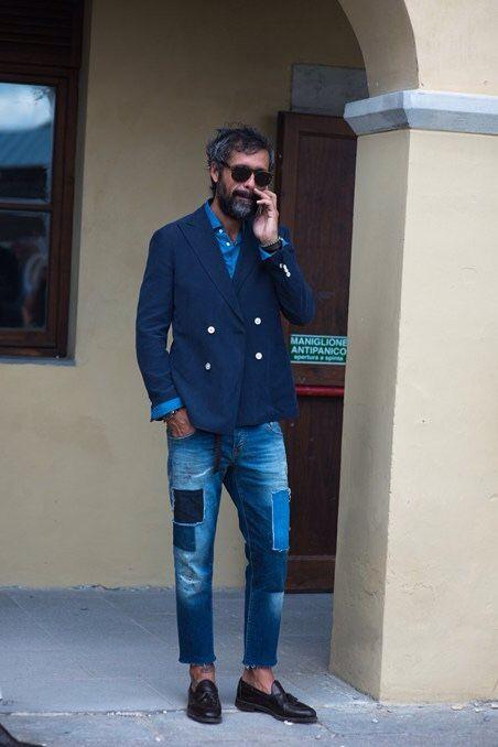 【デニムコーデ特集】ダメージジーンズの季節にあわせた着こなしをご紹介