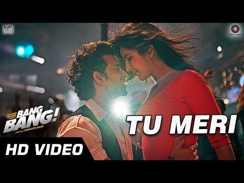 *Exclusive * Bang Bang : Tu Meri Video feat Hrithik Roshan & Katrina Kaif | Vishal Shekhar | HD - YouTube (Hrithik is such a fluid dancer! *Whoa*)