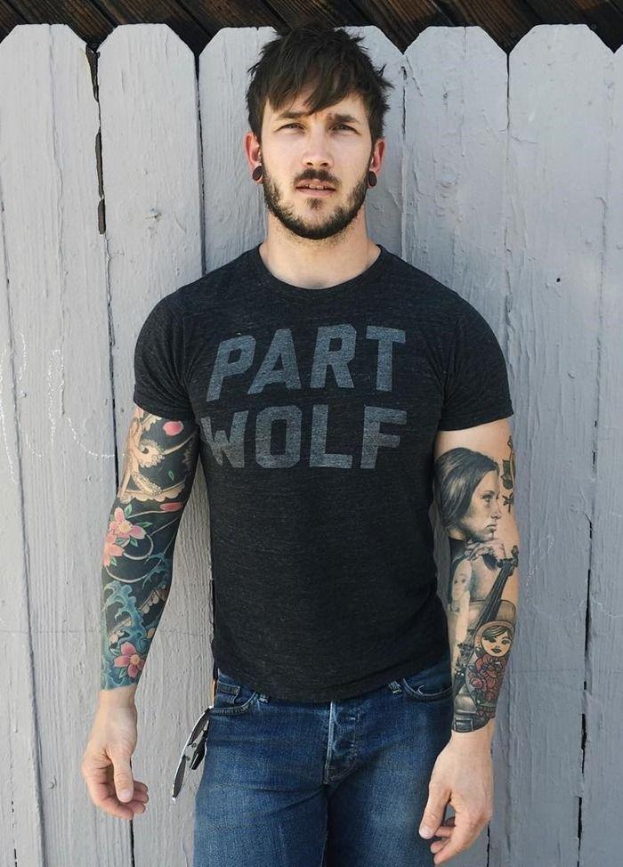 nasa guy with tattoos - 700×974