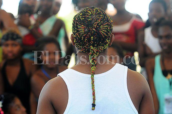Imágenes: lo mejor del primer Concurso de Peinados Afros, en el oriente de Cali | EL PAIS