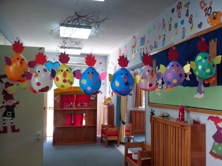 Maro's kindergarten: Πάσχα