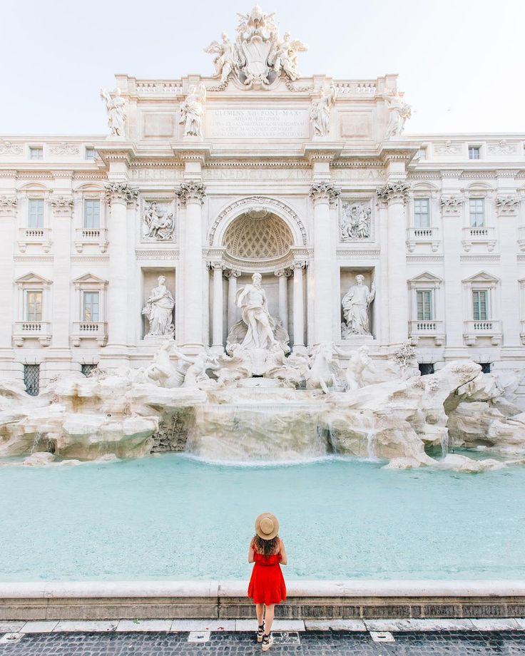 Rome : A Photo Essay – A Backpacker's Tale