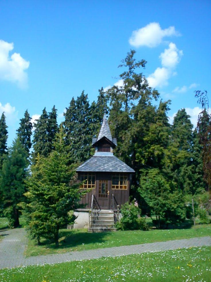 Krnov- Charitní dům Salvátor- záhrada
