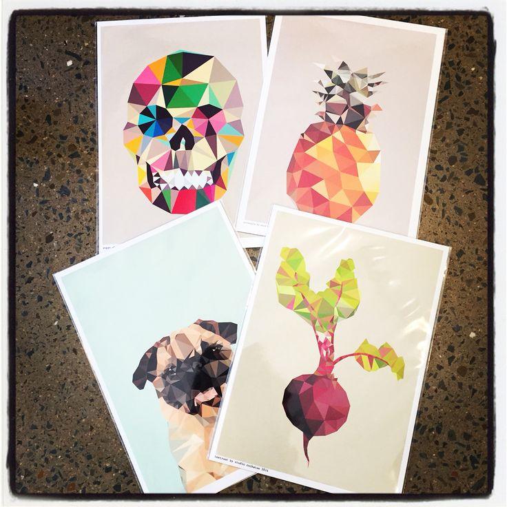 Studio Cockatoo prints