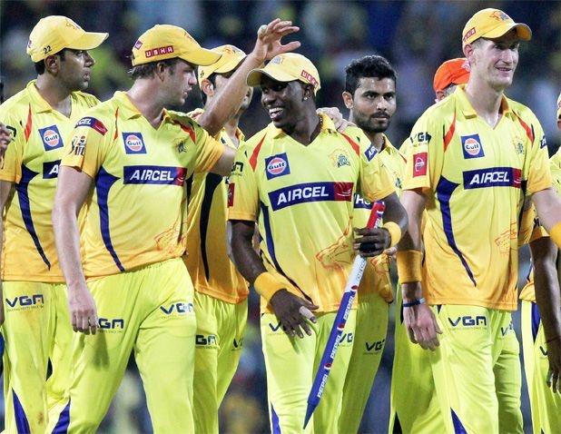 Match 45: Chennai Super Kings win!!!