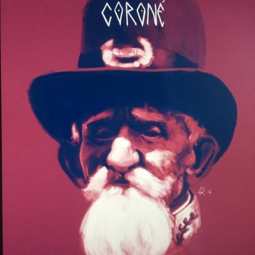 Coroné. #randomart #study #digitalpainting #illustration