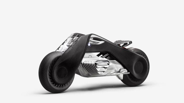 """Esta es la """"moto del futuro"""""""