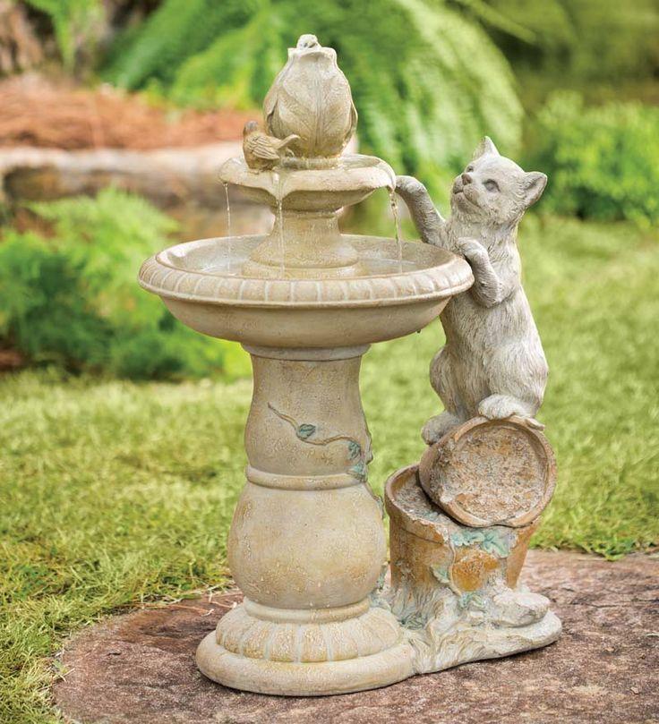 Garden Decor Cats: 1000+ Images About Cat-Friendly Garden On Pinterest